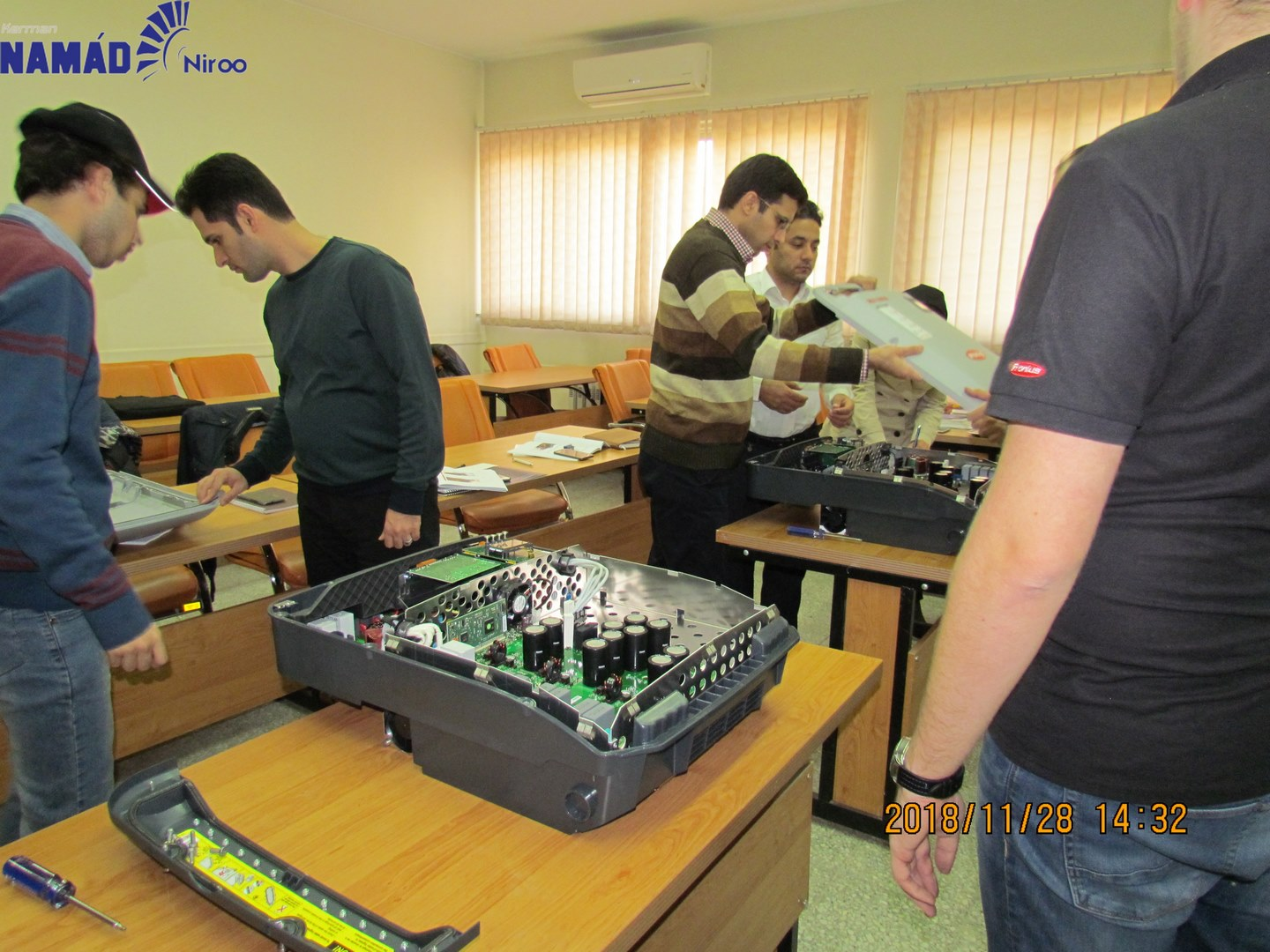 NEWS - WorkshopTehran3 - 3