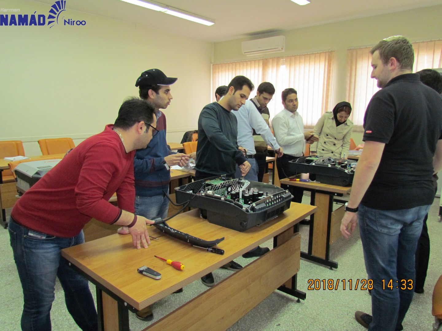 NEWS - WorkshopTehran3 - 4