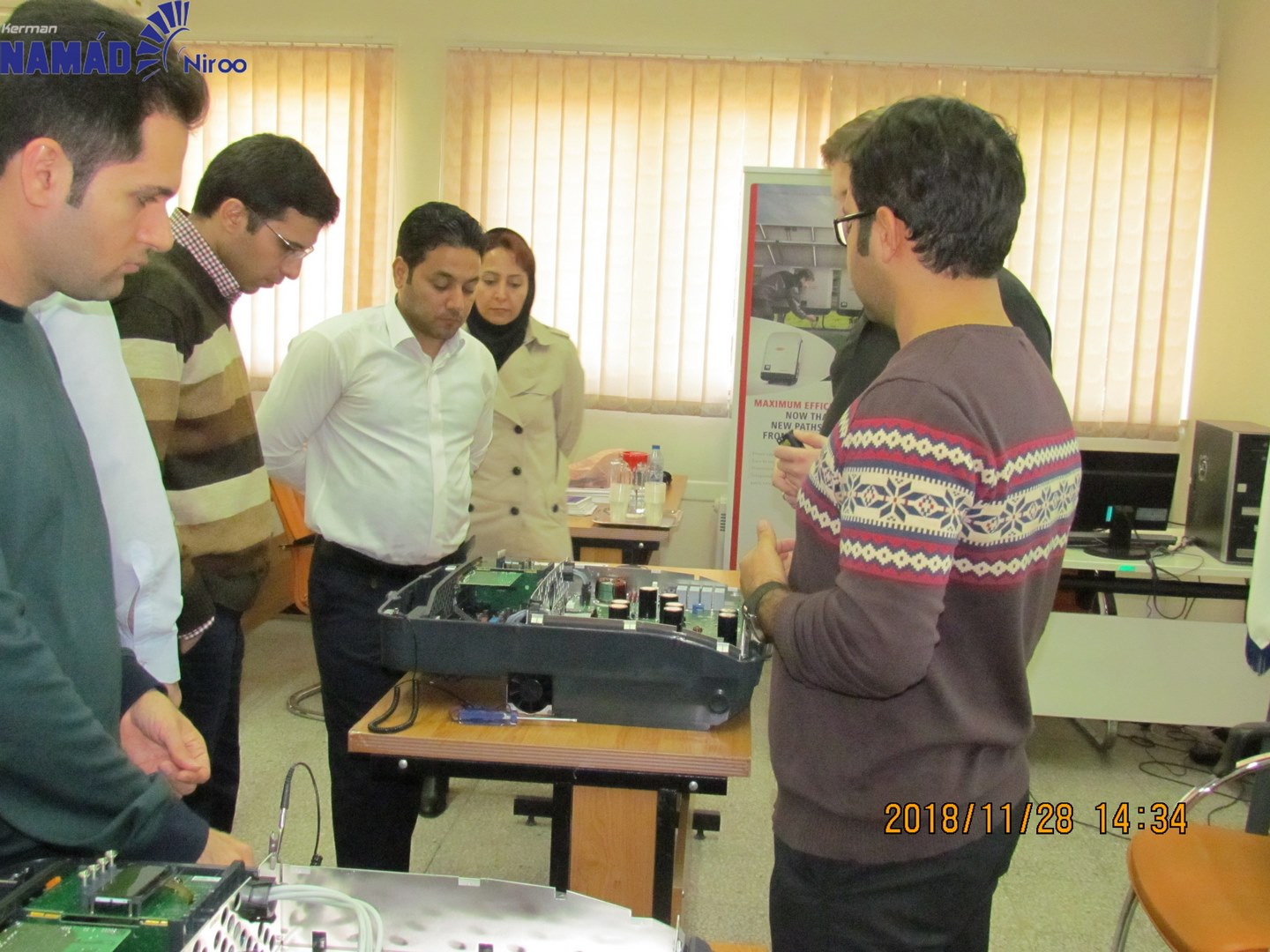 NEWS - WorkshopTehran3 - 5