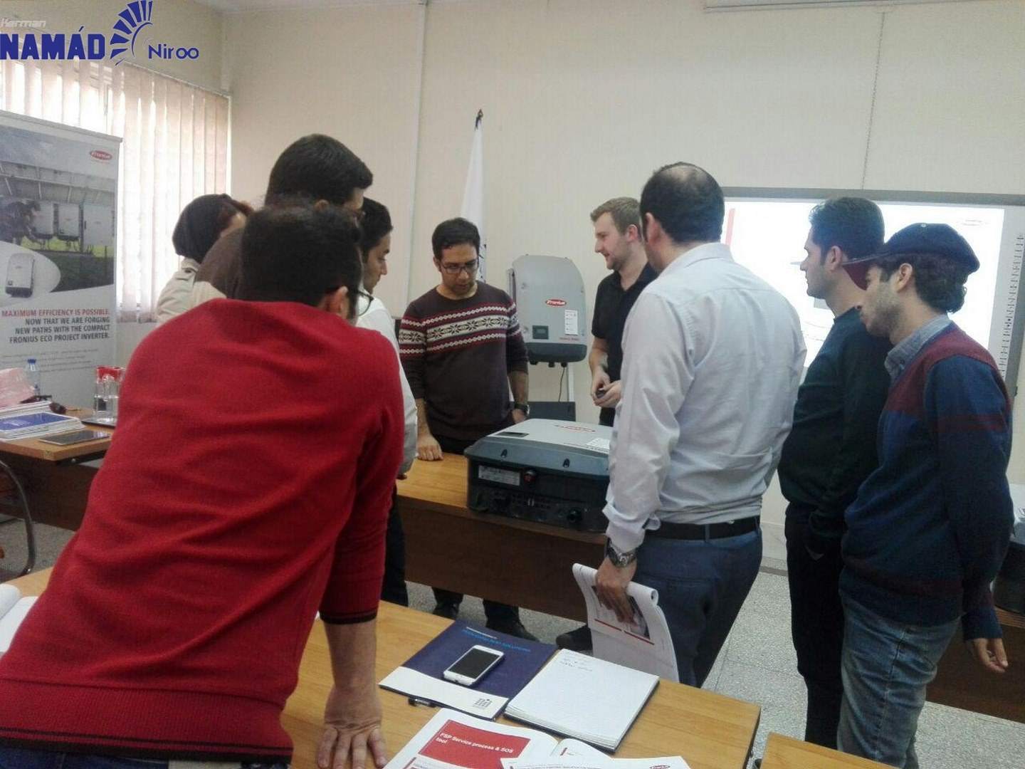 NEWS - WorkshopTehran3 - 10